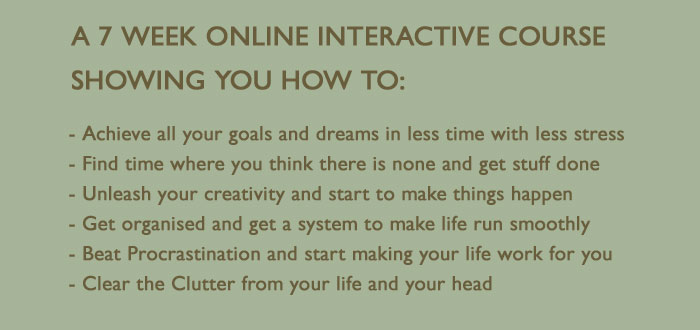 7 Week Interactive Online Course