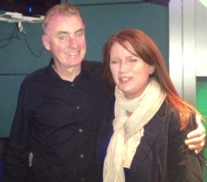 Interview with Dave Fanning 2FM