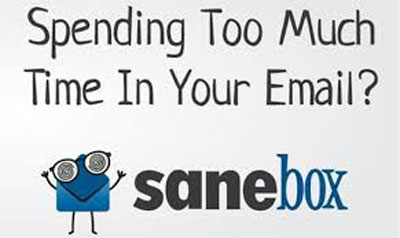 Spending too much time in your Email Inbox?