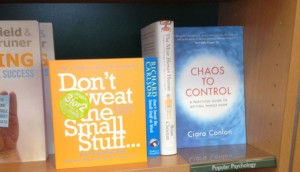 Chaos to Control in Easons Bookshop