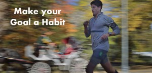 Make your Goal a Habit