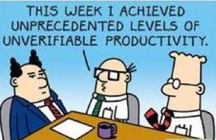 The Productivity Trap