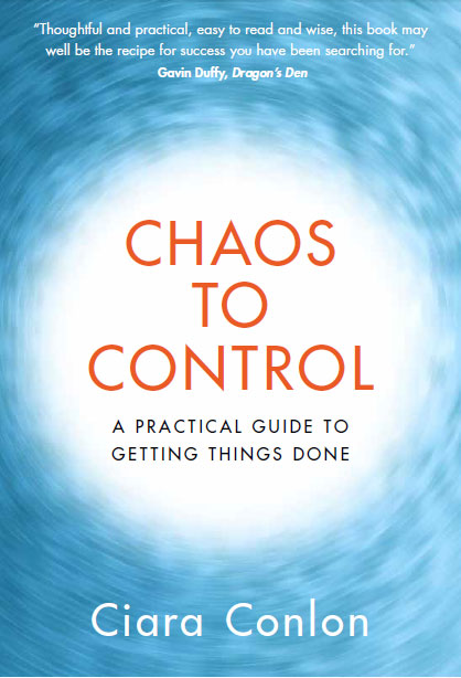 Chaos to Control